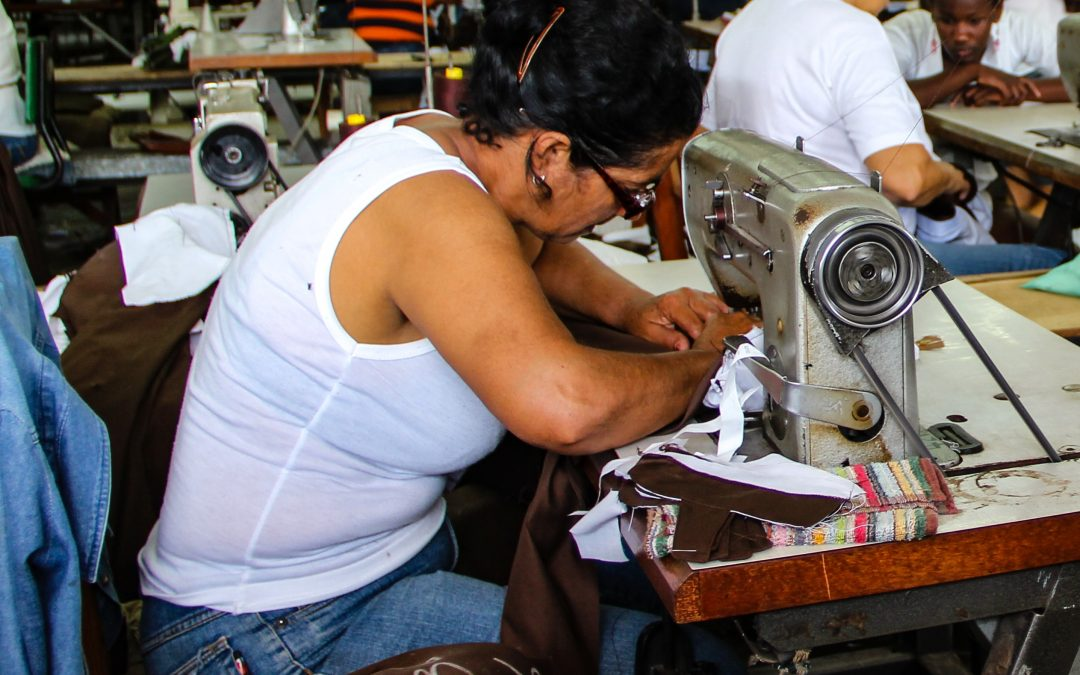 [Fashionista] Garment Workers in LA are Fighting to Change a Long History of Sweatshop Conditions