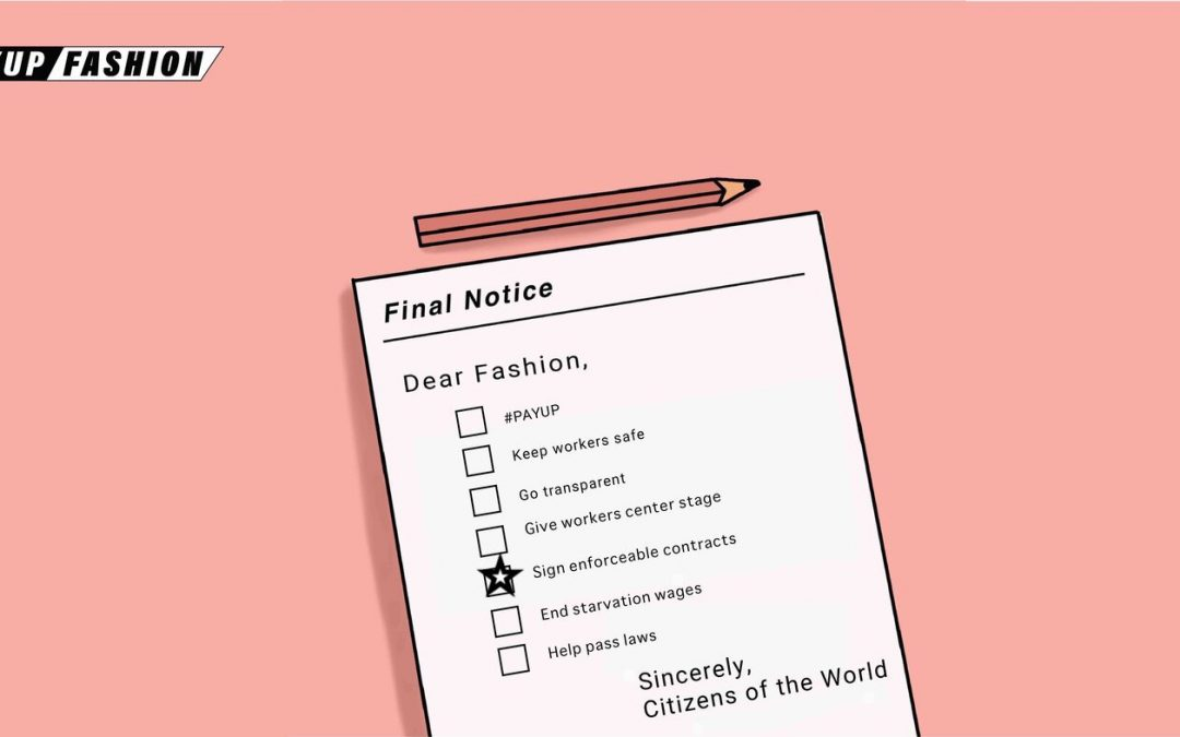 FAQ: The Buyer Code of Conduct and the Model Contract Clauses. How Might They Change Fashion?
